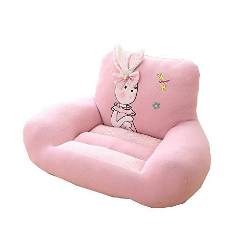Xiao Kindersofa Babystuhl Cartoon Mädchen Prinzessin Kleines Sofa Sitz Einzel Tatami Sessel 70cm Sitzsack Kinderstuhl (Color : A)