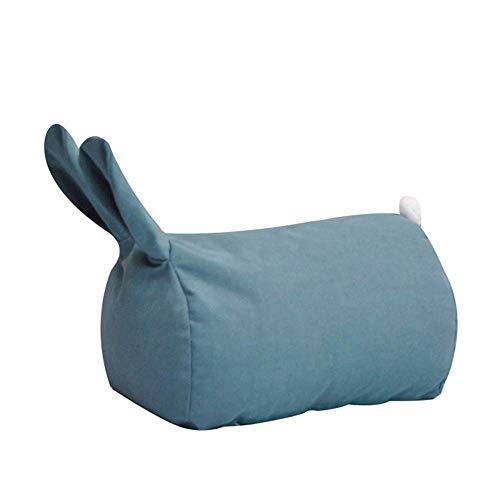 PXX Sessel, Kinder-Sofa, Einzelbett, Babyschlafzimmer, Tatami, Sitzsack, für Wohnzimmer, Schlafzimmer, Empfang, Pink, 38 x 55 x 28 cm