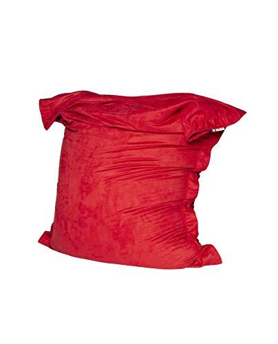 Shelto Sitzsack, 125 x 175 cm, Rot