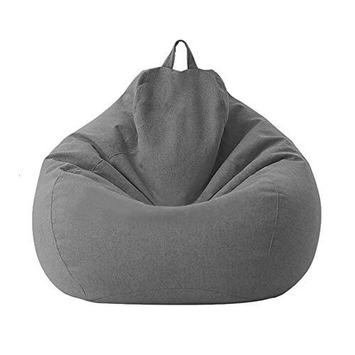 Happymore, Sitzsack-Sesselbezug, Sofabezug, extra groß, waschbar, Sitzsackbezug für Kinder, Sitzsack-Bezug ohne Füllung
