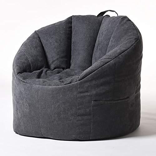 WERT Sitzsack, gefüllte EPS-Partikellagerung, maschinenwaschbares großes Sofa und riesige Loungemöbel für Kinder, Jugendliche und Erwachsene