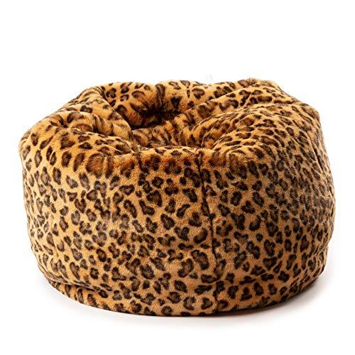 Linnea Sitzsack Leopard Theo mit Füllung